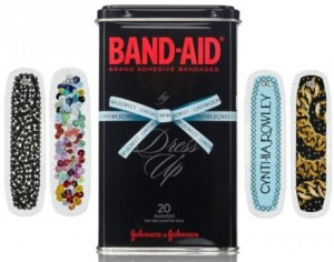 Cynthia Rowley with Band-Aid