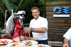 Curtis Stone with Princess Cruises